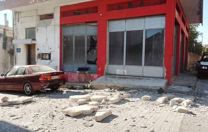 Terremoto en la isla griega de Creta - NDV