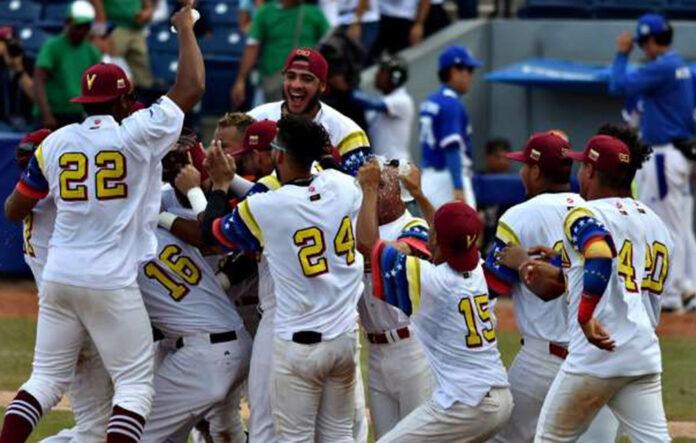 Venezuela le ganó a Países Bajos