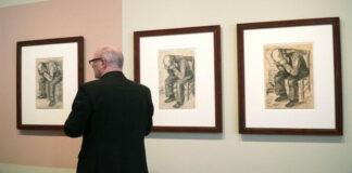 nuevo dibujo de Vincent van Gogh