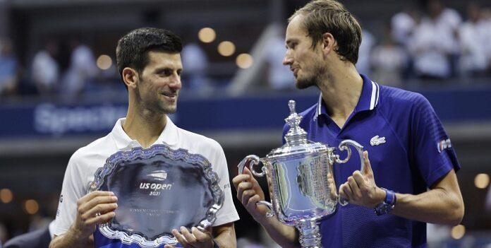 Djokovic acepta superioridad de Medvedev