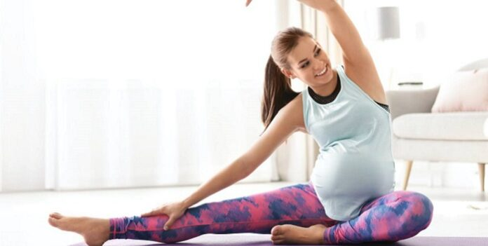 Hacer ejercicio en el embarazo