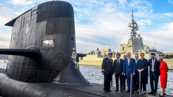 la crisis de los submarinos