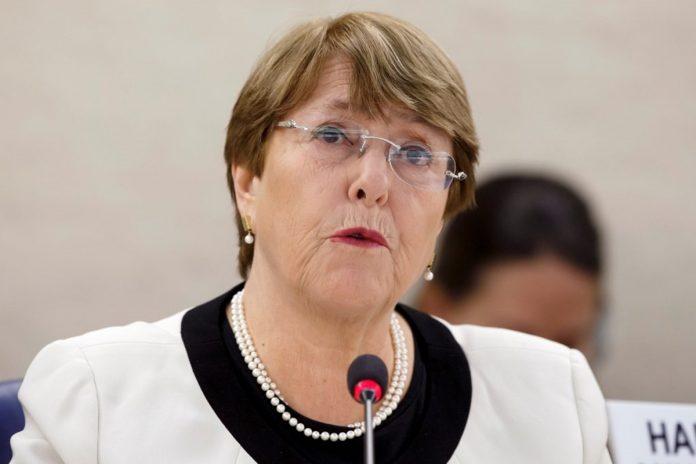 Bachelet confía en diálogo