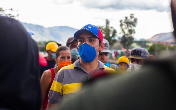 desempleo y dificultades venezolanos