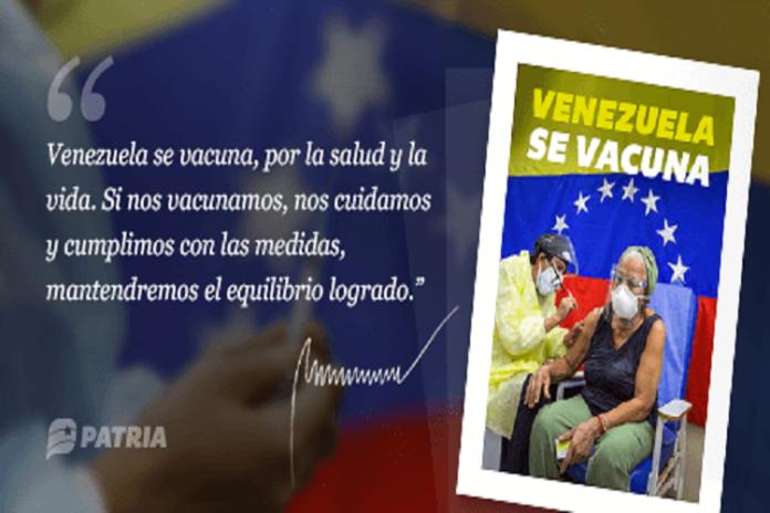 Bono «Venezuela se vacuna»