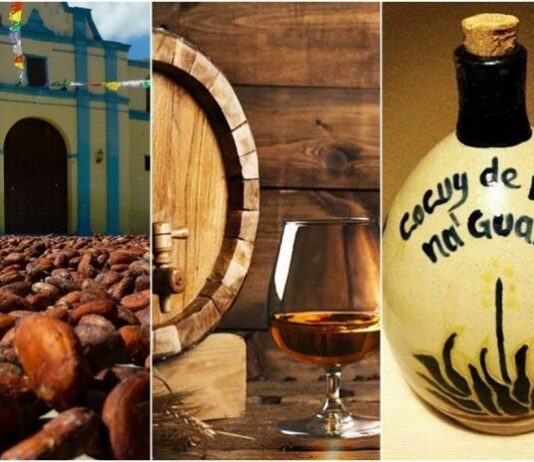 Cacao ron y cocuy venezolanos