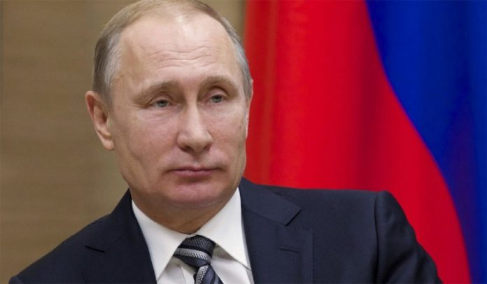 Putin guarda cuarentena