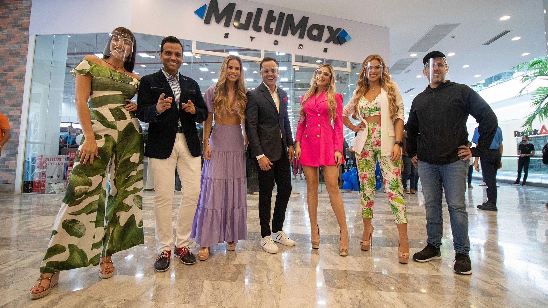Multimax 3 tiendas en 28 días