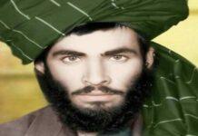 hijo del fundador de los talibanes