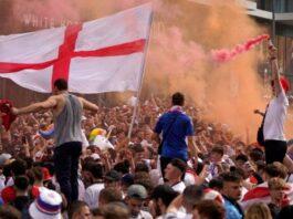 UEFA sanciona a Inglaterra