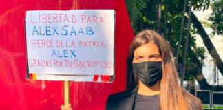 esposa de Alex Saab Camilla Fabri denuncia EEUU Alex Saab