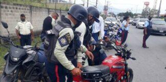 Víctimas de robo en Guacara