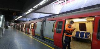 explosiones en el Metro de Caracas