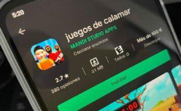 ¡Cuidado!: Un App «Juego del Calamar» hackea cuentas bancarias y viraliza celulares