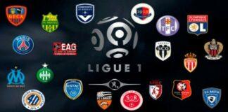 La Liga francesa de fútbol
