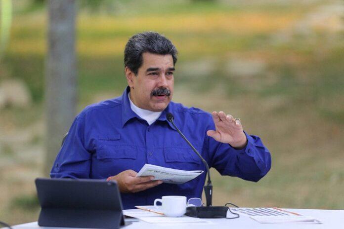 Maduro plan para repatriar a los venezolanos