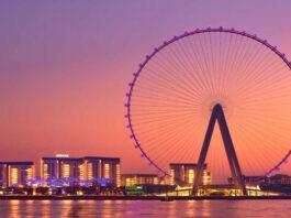 Dubái inaugura la noria de observación