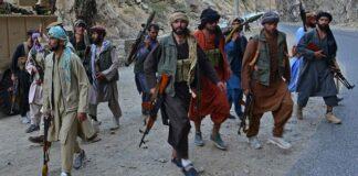 Concentración de terrorista en Afganistán
