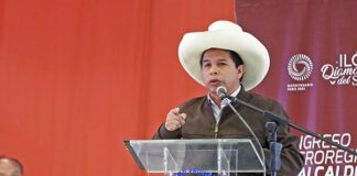 Pedro Castillo incumple su promesa