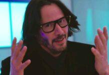 Keanu Reeves video viral
