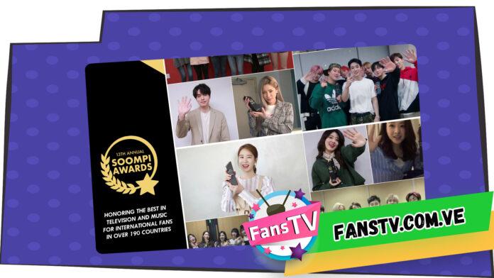 Soompi Awards 2019
