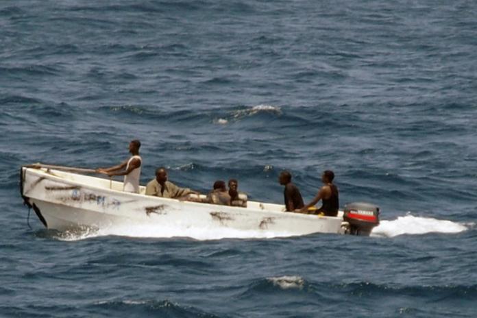 piratas en la zona oriental del país