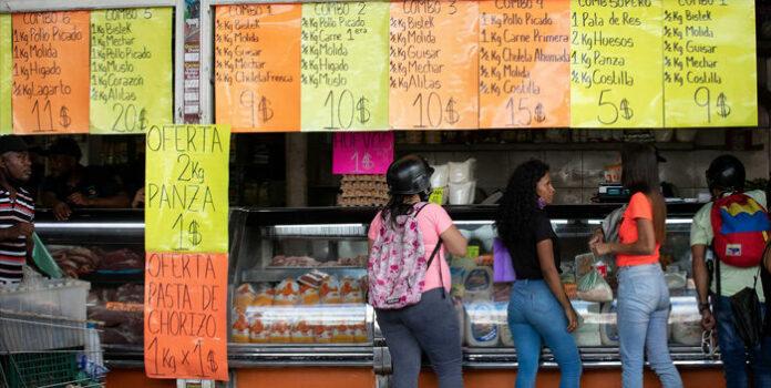 La inflación en Venezuela