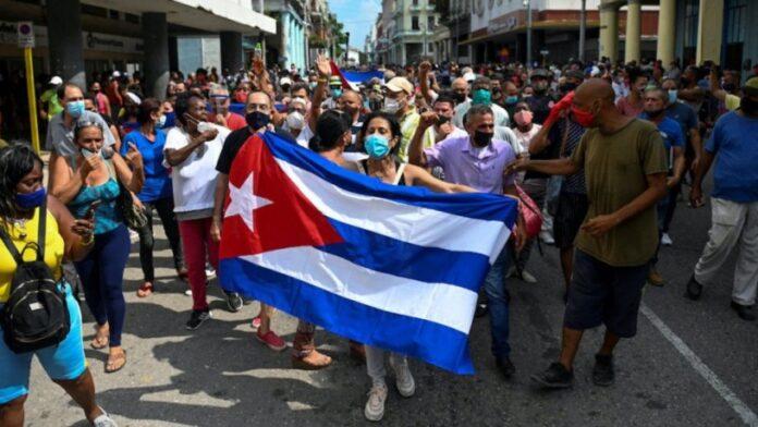 Activistas cubanos marcharán en noviembre