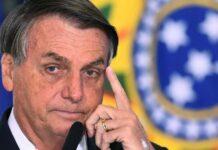 Bolsonaro califica de «payasada» acusaciones
