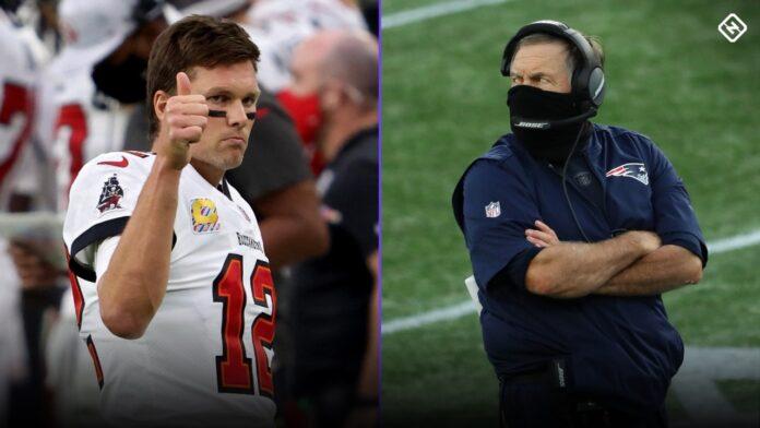 Tom Brady reencuentro con los Patriots