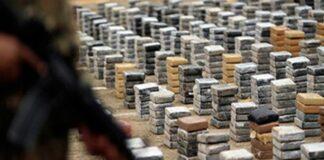 Golpe al narcotráfico internacional