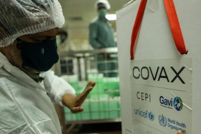 vacunas de Covax Venezuela
