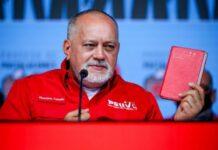 Cabello sobre Alex Saab: ¿Estaba ganando? Sí, claro, pero puso la cara por Venezuela