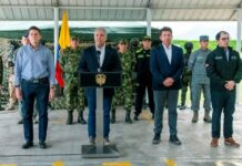 Iván Duque: Caída de «Otoniel» es el mayor golpe al narcotráfico desde Escobar
