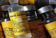 vacunar contra la fiebre amarilla