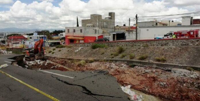 Luvias inundaciones en México