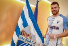 Venezolano Alexander González rescinde contrato con el Málaga