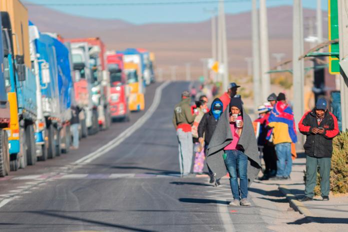 migrantes venezolanos murieron en frontera de Chile