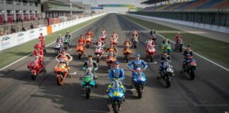 MotoGP calendario para 2022