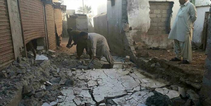 Terremoto en Pakistán