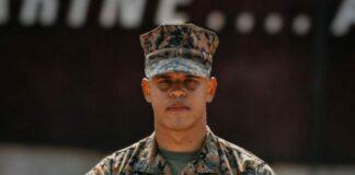 David Mantilla Marine de los Estados Unidos