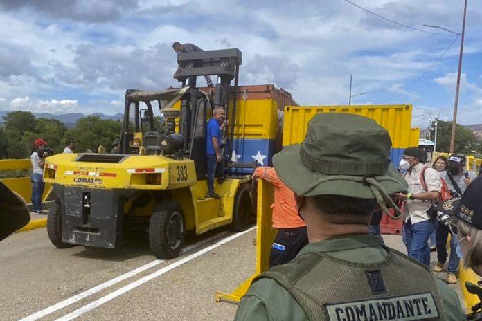 Apertura comercial en frontera con Colombia