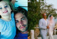 Vin Diesel hija de Paul Walker