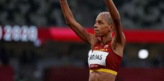 Yulimar Rojas es nominada a mejor atleta femenina 2021